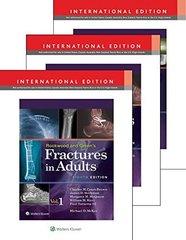 Rockwood, Green & Wilkins Fractures in Adults & Children, 8/E, 3 Vols. Set IE (HB)