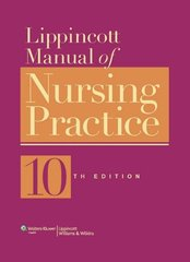 Lippincott Manual Of Nursing Practice 10th edition 2014 by Nettina