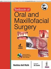 Textbook of Oral and Maxillofacial Surgery 4th Edition 2016 by Neelima Anil Malik