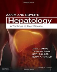 Zakim and Boyer's Hepatology 7th edition 2017 by Sanyal