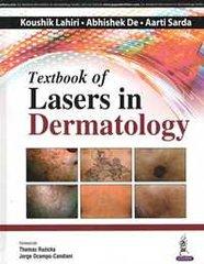 Textbook of Lasers in Dermatology by Koushik Lahiri
