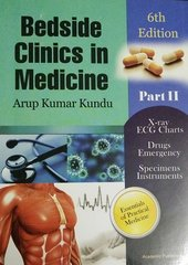 Bedside clinics in Medicine 6E, Part 2 by Arup Kumar Kundu
