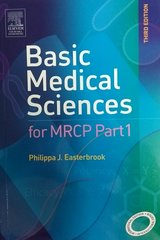 Basic Medical Sciences for MRCP Part 1 by Philippa J. Easterbrook