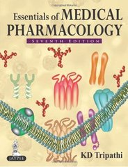 Essentials of Medical Pharmacology (Hardcover) by KD Tripathi
