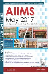 AIIMS May 2017 by Ranjith AR