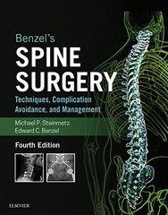 Benzel's Spine Surgery, 4th Edition 2017 (2 Volume Set) by Steinmetz