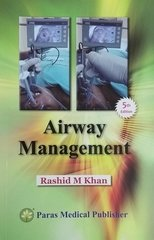 Airway Management 5th edition 2015 by Rashid M Khan