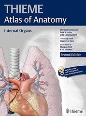 Internal Organs Thieme Atlas of Anatomy by Michael Schuenke