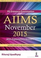 AIIMS November 2015 by Rituraj Upadhyay