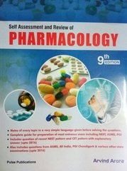 Pharmacology 9th Edition 2017 by Arvind Arora