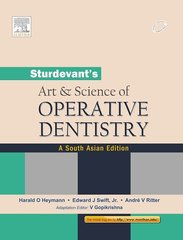 Sturdevant's Art and Science of Operative Dentistry 1ED (Adaptation) 2013