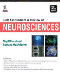 Self Assessment & Review of Neurosciences by Nayil Khursheed & Rumana Makhdoomi