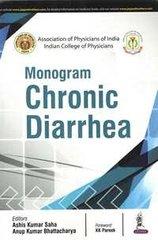 Monogram Chronic Diarrhea by Ashis Kumar Saha & Anup Kumar Bhattacharya