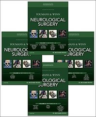 Youmans and Winn Neurological Surgery 7th Edition 2016 (4 Volume Set) by Richard Winn