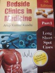 Bedside Clinics in Medicine 7th Edition (Part 1) by Arup Kumar Kundu