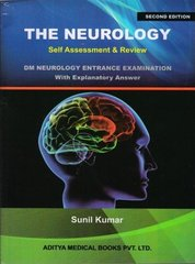 The Neurology Self Assessment & Review (DM Neurology Entrance Examination) 3rd edition 2017 by Sunil Kumar