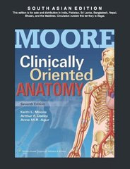 Clinically Oriented Anatomy 7th edition 2013 by Moore