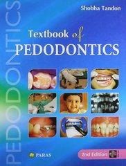 Textbook of PEDODONTICS 2nd Edition 2017 by Shobha Tandon