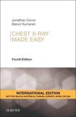 Chest X-Ray Made Easy 4th Edition 2016 by Jonathan Corne, Maruti Kumaran