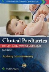 Clinical Paediatrics 4th Edition 2016 by Aruchamy Lakshmanaswamy