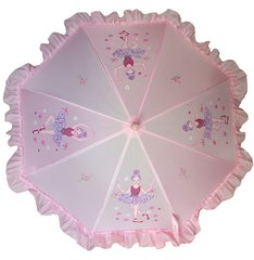 Pink Ballerina Umbrella custom