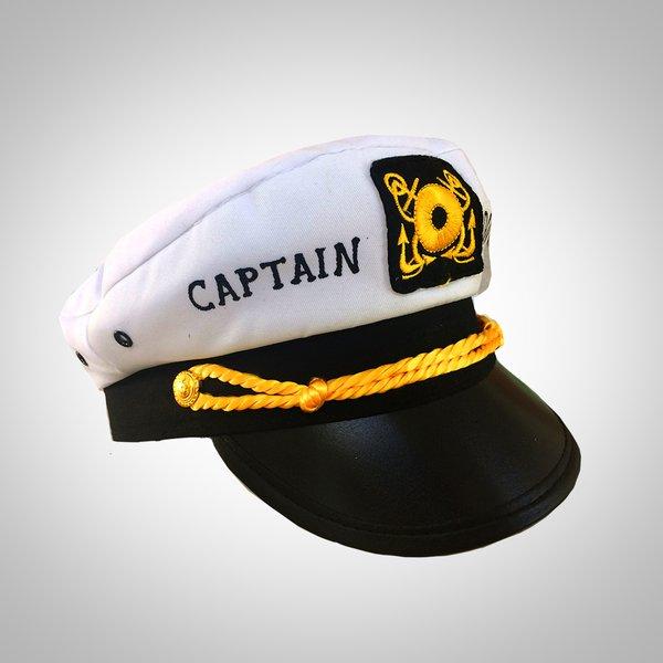 Kiddiewear Personalized Captain Hat Captain Hat