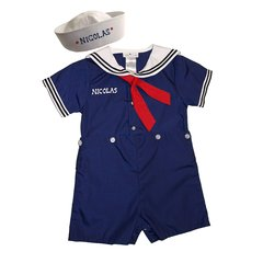 Sailor Suit and Sailor Hat