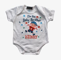 I'm The Baby Brother Onesie