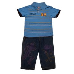 Football Shirt and Pants Set