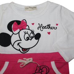 Minnie Mouse Cotton Dress Set
