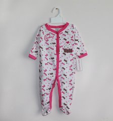 Baby Sleep N Play Cupcake Coverall