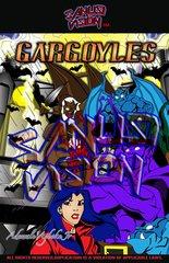 Gargoyles 11in X 17in Poster