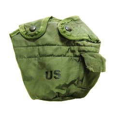 Canteen Cover, Green, 1 Quart - USGI New