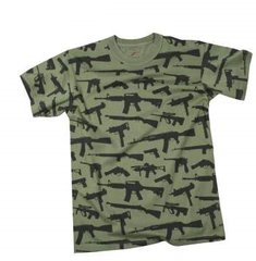 T-Shirts Firearms