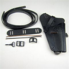 Holster, Shoulder, Leather - USGI New