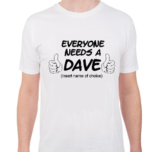 *Personalised* Everyone needs a.....