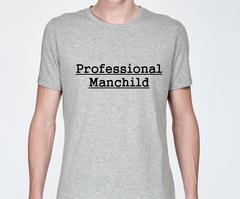 Professional Manchild