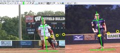 Online Live Pitching Analysis
