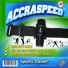 AccraSpeed Trainer