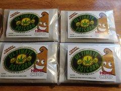 Crazy Caramel CBD 240mg (4pack)