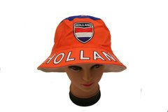 HOLLAND COUNTRY FLAG BUCKET HAT CAP .. NEW