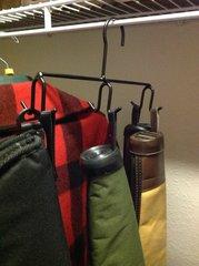 Gun Case Hanger