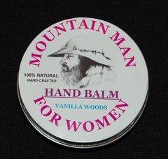WOMENS HAND BALM VANILLA WOODS 2oz