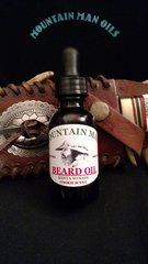 MOUNTAIN MAN OILS BEARD OIL 420 WOODS ( cannabis flower scent)