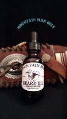 MOUNTAIN MAN BEARD OIL SUMMERWOODS ( warm earthy scent)
