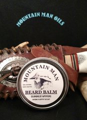 MOUNTAIN MAN OILS BEARD BALM SUMMER WOODS ( warm earthy scent)