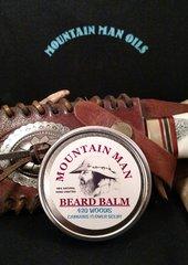 MOUNTAIN MAN OILS BEARD BALM 420 WOODS (CANNABIS FLOWER SCENT )