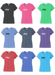 Forte Employee owned District Made® Ladies Perfect Tri® Crew Tee