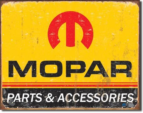 MOPAR Parts & Accessories