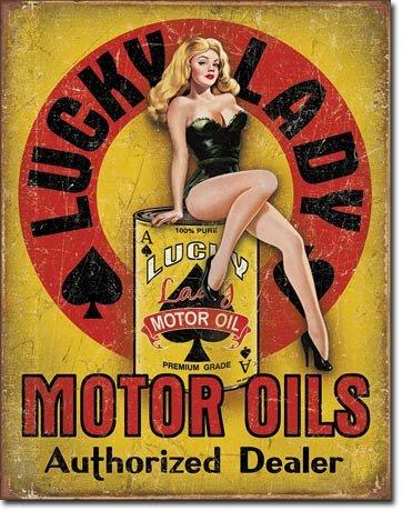 Lucky Lady Motor Oils